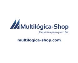 Multilógica-Shop - Eletrônica para quem faz